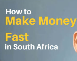 make money in south africa