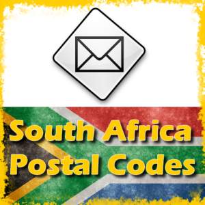 south africa postal codes