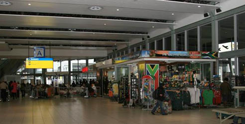 airports in south africa