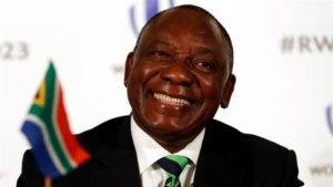 Cyril Ramaphosa photo