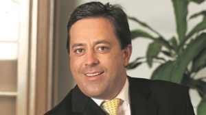 Markus Jooste biography