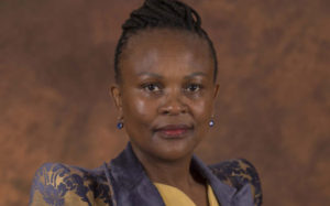 Busisiwe Mkhwebane biography