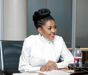 Basetsana Kumalo photo