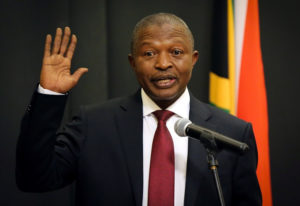 David Mabuza photo
