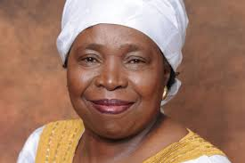 Nkosazana Dlamini-Zuma photo
