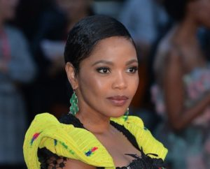 Terry Pheto photo