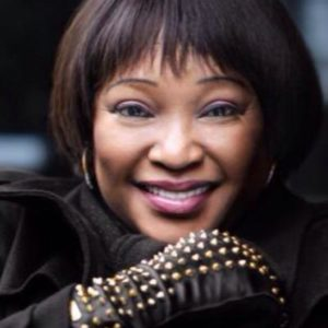Zindzi Mandela photo