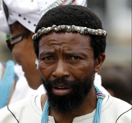 Buyelekhaya Dalindyebo biography