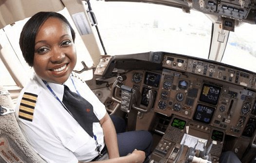 pilot salary in south africa