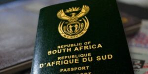South African Citizenship determination
